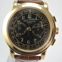 Patek Philippe Yellow Gold Chronograph 5070 Box & Papers...