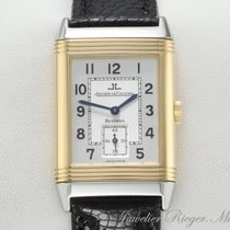 Jaeger-LeCoultre REVERSO GRANDE TAILLE STAHL GELBGOLD 750...