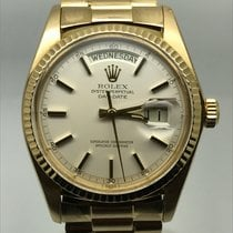Rolex DAYDATE PRESIDENT FULL GOLD 18K BOX/PAPERS VERY RARE DIAL