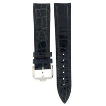 Paul Picot -blue Alligator Leather Strap
