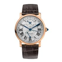 Cartier Rotonde Automatic Mens Watch Ref W1556217