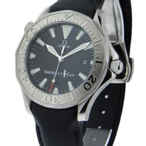 Omega Seamaster America''s Cup Chronometer