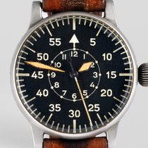 "A. Lange & Söhne Pilot B-Uhr Rare WWII ""Type B""..."