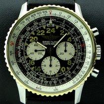 Breitling Navitimer Cosmonaute 24 Hours, Gold Bezel,  ref. B12019