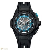 Hublot King Power Maradona Ceramic and Composite Men`s Watch