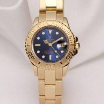 Rolex Lady Yacht-Master 69628 18K Yellow Gold