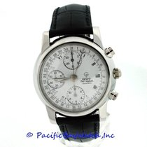 Girard Perregaux Platinum Chronograph REF9000 Pre-owned