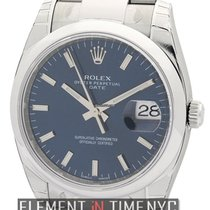 Rolex Oyster Perpetual Date 34mm Stainless Steel Ref. 115200