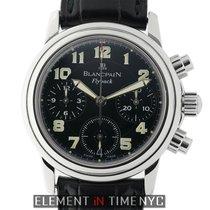 Blancpain Leman  Flyback Chronograph Ladies Steel Ref. 2385F