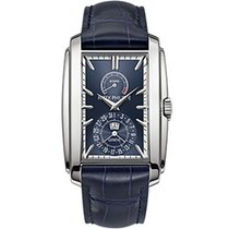 Patek Philippe [NEW] 5200G Gondolo in White Gold Blue Dial Watch