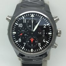 IWC Pilot Top Gun Edition Rattrapante Ceramic Full Set