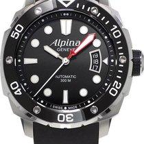Alpina Geneve Diver 300 AL-525LB4V36 Herren Automatikuhr...