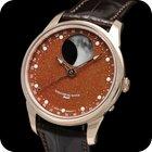 Schaumburg Watch MooN Galaxy 18Kt Rose Gold