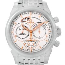 Omega Deville Co-axial Chronoscope Watch 422.10.41.50.04.001...