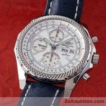 Breitling For Bentley Gt Chronograph Automatik Stahl A13362