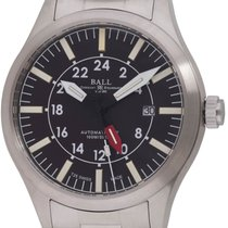 Ball - Engineer Master II Aviator GMT : GM1086C-SJ-BR