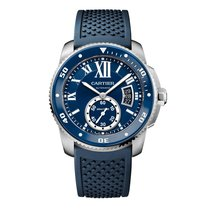 Cartier Calibre Diver Automatic Mens Watch Ref WSCA0011