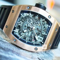 Richard Mille RM 010 18k Rose Gold
