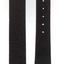 Piaget Black Lizard Leather Watch Strap 15mm