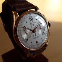 Chronographe Suisse Cie Chronograph 750 Gold 18 Karat