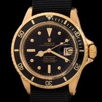 Rolex Submariner 1680 With Meter First Dial