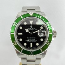 Rolex Submariner Date Green Bezel ,Ghiera verde ,Mint,Full set