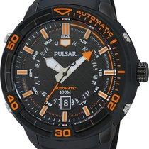 Pulsar X PU4053X1 Herrenarmband Massives Gehäuse