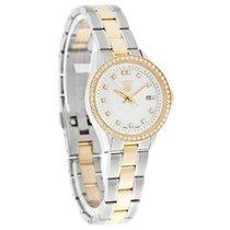 TAG Heuer Carrera Diamond Ladies MOP Swiss Quartz Watch...