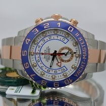 Rolex Yacht Master UNWRON 116681 Rose Gold & Steel Box and...