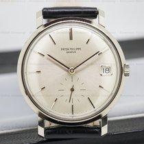 Patek Philippe 3445 Vintage Calatrava 3445 Automatic 18K White...