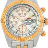 Breitling Chronomat Evolution Steel Rose Gold Watch C1335611/a64