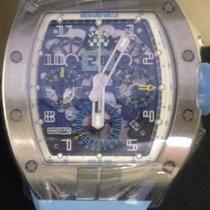 Richard Mille RM11 LE MANS BLUE CHRONOGRAPH TITANIUM [NEW]
