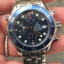 Omega Chrono Seamaster Professional Chronometer 300M Mens...
