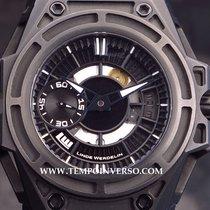 Linde Werdelin Spidolite II Titanium grey Limited Edition full...