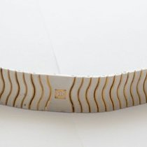 Ebel Classic Wave Herren Stahl/gold Armband 18mm Top Zustand