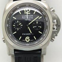Panerai PAM 213 Flyback Luminor 1950 Rattrapante Chronograph...