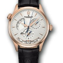 Jaeger-LeCoultre Master Geographic Rose Gold 39mm 24 Time Zone...