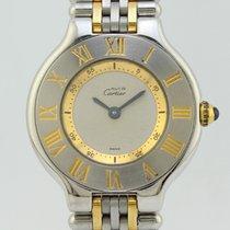 Cartier Must Quartz Steel Lady 1340