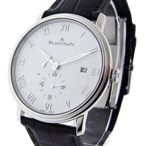 Blancpain Villeret Ultra Slim Steel Mens Mechanical