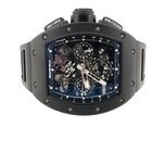 Richard Mille RM 011 Black Phantom