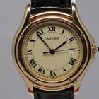 Cartier Quartz Vintage Cartier Cougar .750 Yellow Gold 887904