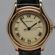 Cartier Quartz Vintage Cartier Cougar .750 Yellow Gold 887904