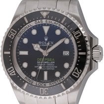 Rolex - Sea-Dweller DEEPSEA Deep Blue : 116660 dbl