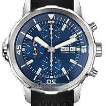 IWC Aquatimer Automatic Chronograph 44mm iw376805 Expedition...