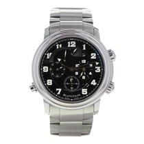 Blancpain Leman Alarm GMT - Ref 2041-1130M-53B