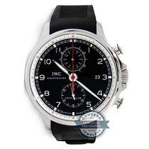 IWC Portuguese Yacht Club Chronograph IW3902-10