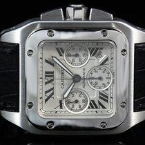 Cartier Santos 100 XL chronograph-Cartier Warranty