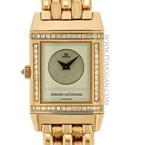 Jaeger-LeCoultre 18k rose gold Reverso Duetto