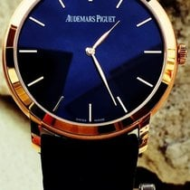 Audemars Piguet Jules Audemars Ultra Thin 18k Rose Gold...