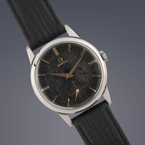Omega Stainless steel manual watch